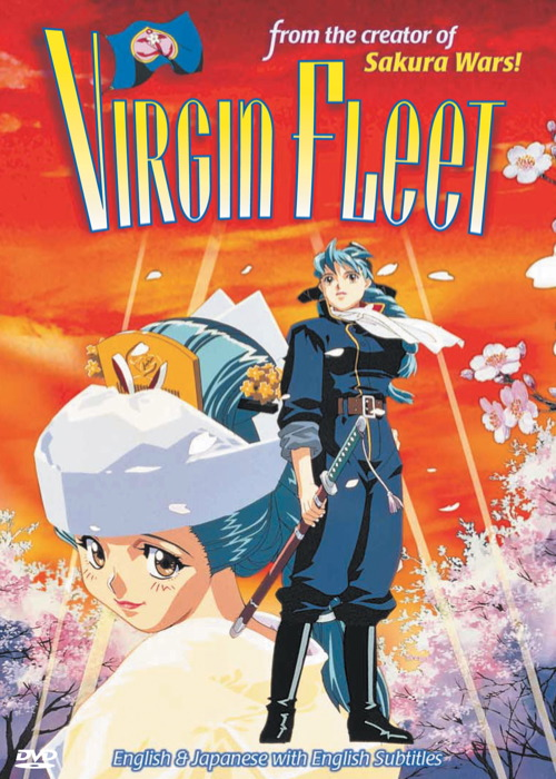 virgin fleet dvd cover